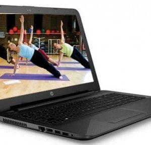 HP 15 – AY101tu 7th Gen Ci3 04GB 1TB 15.6″ 720p (Jack Black, HP Direct Warranty)