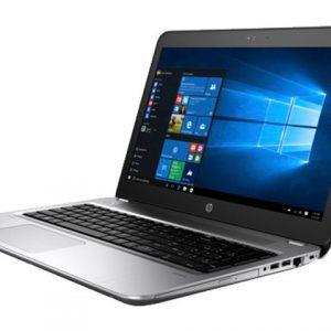 HP Probook 450 G4 7th Gen Ci5 08GB DDR4 1TB 2 GB NVIDIA GeForce 930MX GC FingerPrint Reader 15.6″ HD BV LED DOS