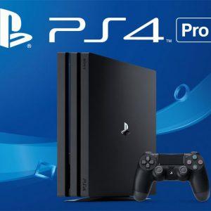 Sony PlayStation 4 Pro – 1TB – 4k – Region 2
