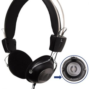 A4TECH HS-23C Comfortfit Stereo Headphone without Mic – Black