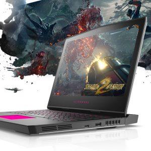 Dell Alienware 17 R4 Gaming Laptop – 7th Gen Ci7 QuadCore 16GB 1TB+128GB 6-GB Nvidia GTX 1060m 17.3″Full HD IPS 1080p with Tobii IR Eye-tracking Backlit Keyboard W10 VR-Ready