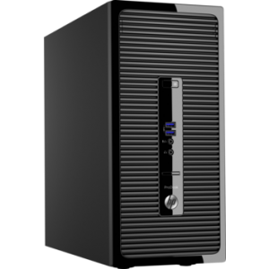 HP 400 G3 MT Core i3 6100 3.0 Ghz 6th Generation 4GB 1TB