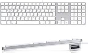 Apple MB110 Wired Keyboard