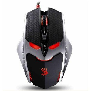 A4Tech T5A Ultra Core3 Metal Feet Bloody Ultra / Multi Core3 Gaming Mouse (Bloody + Black)