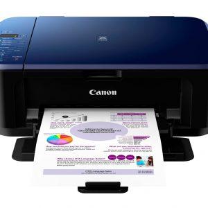 Canon Pixma E510 Color Printer (Printer + Copier + Scanner)