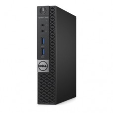 Dell Optiplex 3046 Micro Core i5 6500T 2.5 GHz 6th Generation 4GB 500GB With LED e1916h (19″)