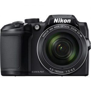 Nikon B500 16 MP 40x Digital Camera Black