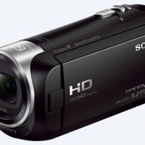 Sony HD Handycam HDR-CX405 9.2 MP