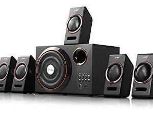 F&D F-3000U Home Audio Speaker 5.1 Channel (Black)
