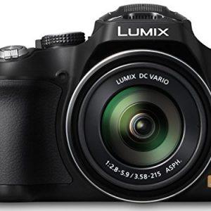 Panasonic Lumix DMC FZ70 16.1 MP Digital Camera Black