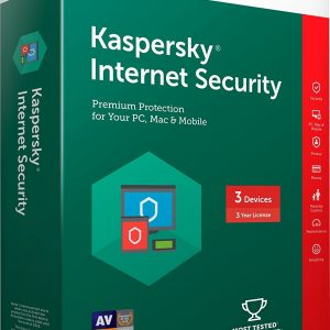 Kaspersky Antivirus Internet Security 2017 (2 User 1 Year)