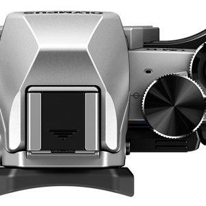 Olympus OM-D E-M10 16.1 MP Four Thirds CMOS sensor Wi-Fi Digital Camera Black