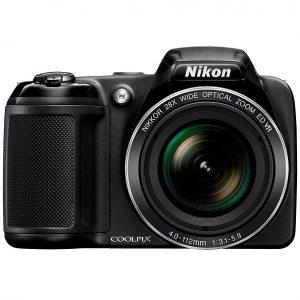 Nikon COOLPIX L340 20.2 MP Digital Camera Black