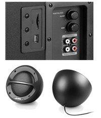 F&D A111 Multimedia Speaker (Black)