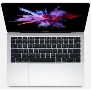 Apple Macbook Pro MPXR2 – 7th Gen Ci5 08GB 128GB SSD 13.3″Retina Display Intel Iris Plus Graphics 640 Mac OSx Sierra (Silver – Mid 2017)