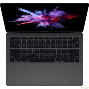 Apple Macbook Pro MPXT2 – 7th Gen Ci5 08GB 256GB SSD 13.3″Retina Display Intel Iris Plus Graphics 640 Mac OSx Sierra (Space Gray – Mid 2017)
