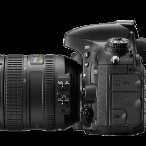 Nikon D610 24 MP Wi-Fi DSLR Camera Black