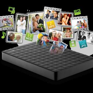 Seagate Expansion 2TB External Hard Drive USB 3.0
