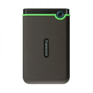 Transcend 1TB StoreJet Anti-Shock External 25M3 Hard Drive