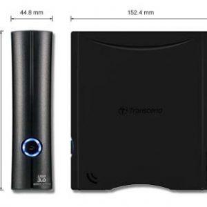 Transcend 8TB 35T3 External Hard Drive USB 3.0