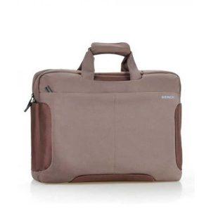 Brinch bag 152 Black/Brown (15.6″)