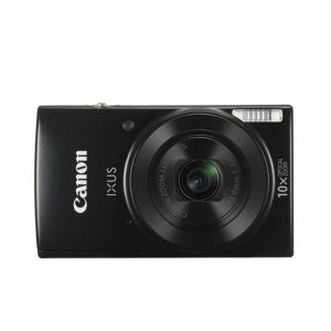 Canon IXUS-180 20.0 MP Wi-Fi Digital Camera Black