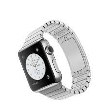 Apple iWatch MJ3E2 38mm Case with Link Bracelet (Stainless Steel)