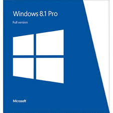 Microsoft Windows 8.1 Professional 64BIT