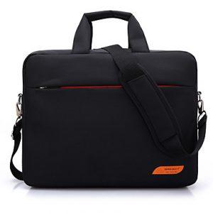 Brinch Bag 206 Black/Brown/Gray (15.6″)