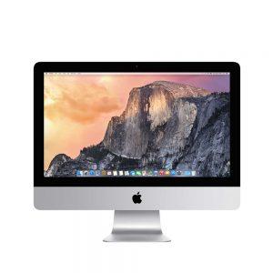 Apple iMac MMQA2 – 7th Gen Core i5 2.3 GHz 8 GB RAM 1TB HDD 21.5″ Full HD Intel Iris Plus Graphics 640 English KB with FaceTime (Silver, 2017)