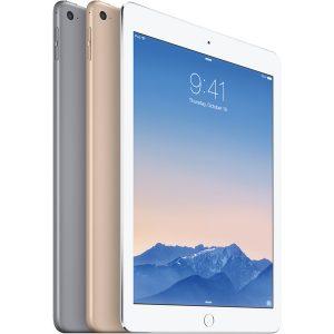 Apple iPad Air 2 – 16GB 2GB 8MP Camera (9.7″) Retina display Wi-Fi + 4G