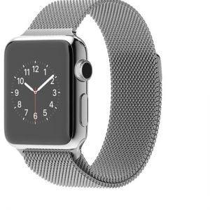 Apple iWatch MJ322 38mm SS Stainless Steel (MILANESE LOOP)