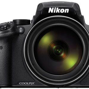 Nikon Coolpix P900 16 MP Digital Camera Black