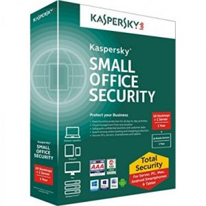 Kaspersky Small Office Security (1 Server 5 PC + 5 Mobile Security 1Year)
