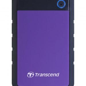 Transcend Storejet H3 2TB External Hard Drive (2.5″)