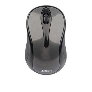 A4TECH A4TECH G3-280N – Padless V-Track Wireless Mouse – Black Red
