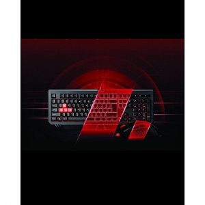 A4Tech B1500 Bloody Blazing Gaming B110 Keyboard & V9C Mouse Set