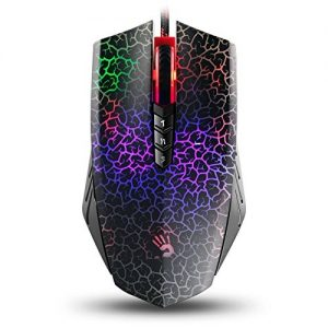 A4Tech A70 Bloody Gaming Mouse Infrared Micro Switch