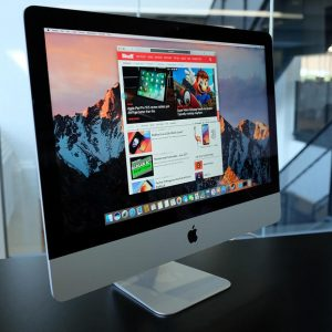 Apple 21.5in iMac with Retina 4K display (2017)